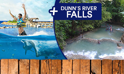 Dunns River Fall + Royal Swim