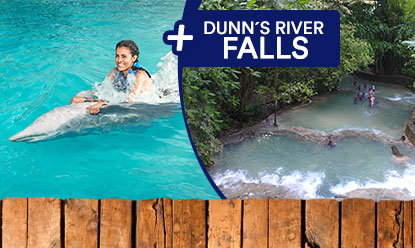 Dunns River Fall + Swim Adventure